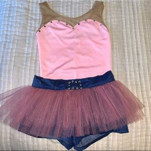 Girls Dance Costume / Dress Up Outfit